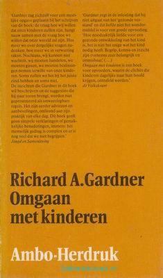 Omgaan met kinderen – Richard A. Gardner