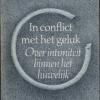 In conflict met het geluk,  Günter Hoppe